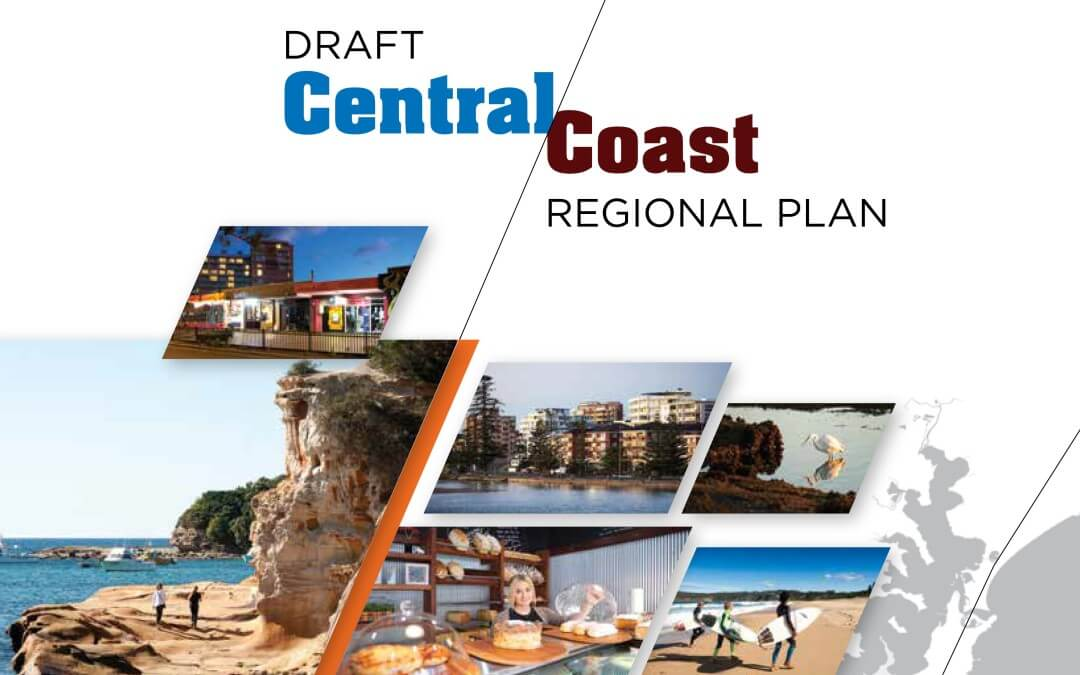 Draft Central Coast Regional Plan