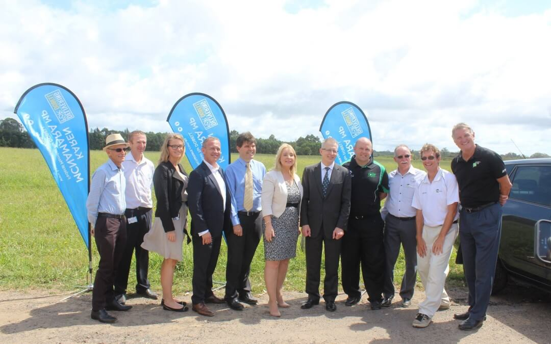 Tuggerah Sporting Precinct announcement