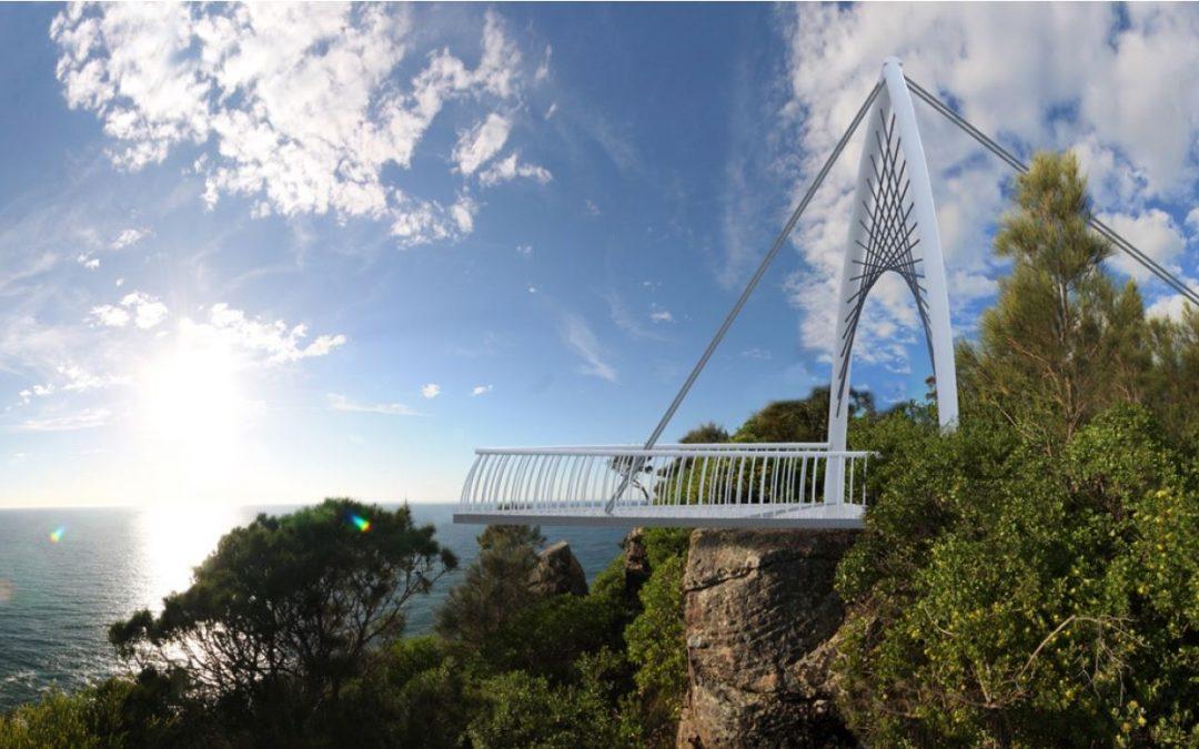 Winney Bay Clifftop Walkway