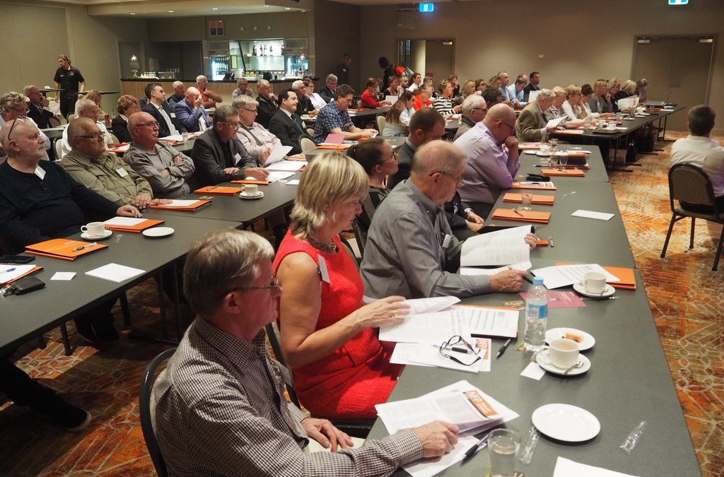 Successful forum series addresses NFP financial risks