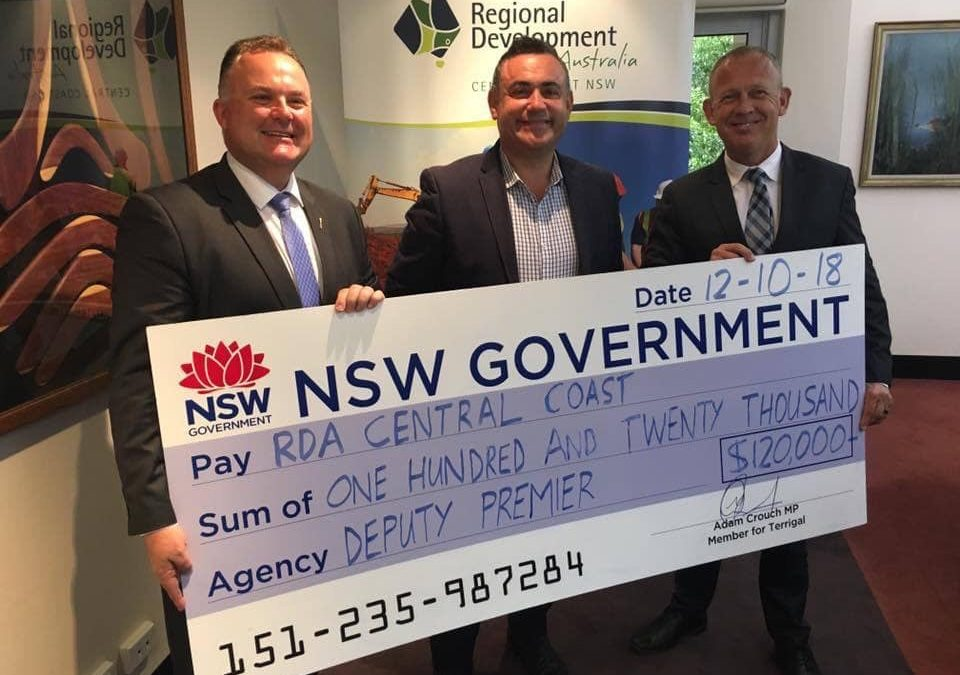 $120,00 boost to drive economic & employment outcomes
