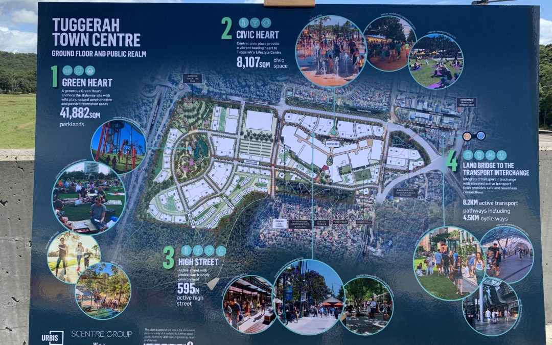 $2.8 Billion Tuggerah Precinct Activation Announcement